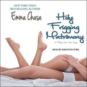 Holy Frigging Matrimony audiobook cover art