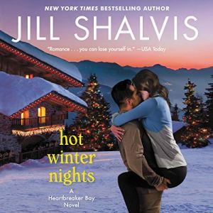 Hot Winter Nights audiobook cover art