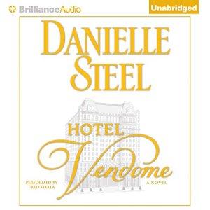 Hotel Vendome audiobook cover art