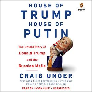 House of Trump, House of Putin audiobook cover art
