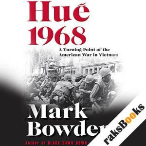 Hue 1968 audiobook cover art