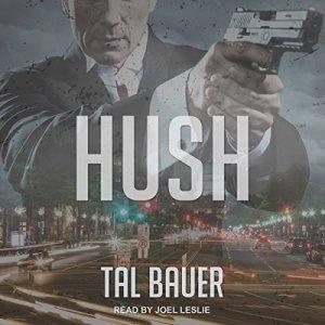 Hush audiobook cover art
