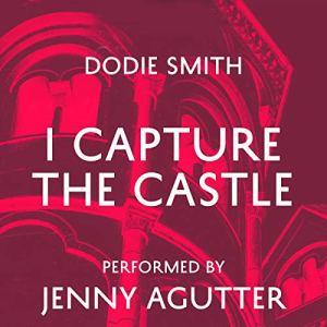 I Capture the Castle audiobook cover art