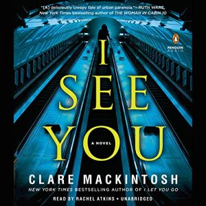 I See You audiobook cover art