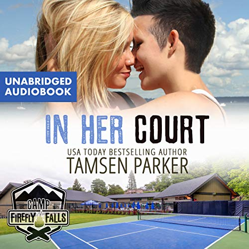 In Her Court audiobook cover art