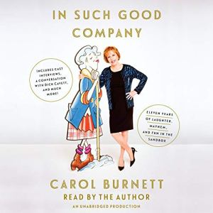 In Such Good Company audiobook cover art