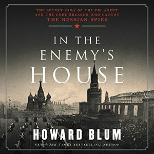 In the Enemy's House audiobook cover art