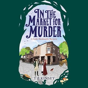 In the Market for Murder audiobook cover art