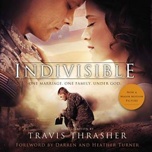 Indivisible audiobook cover art
