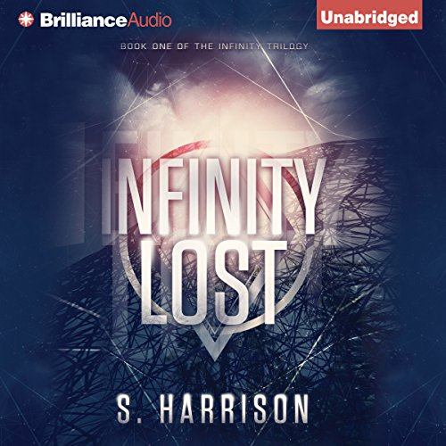 Infinity Lost audiobook cover art