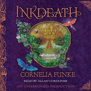 Inkdeath audiobook cover art