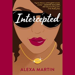 Intercepted audiobook cover art
