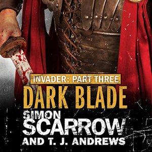 Invader: Dark Blade  audiobook cover art