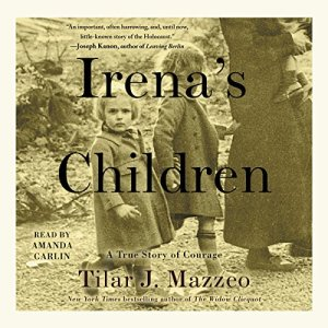 Irena's Children audiobook cover art