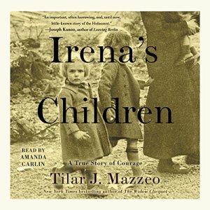 Irena's Children audiobook cover art