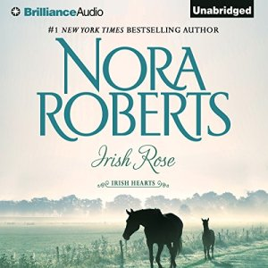 Irish Rose audiobook cover art