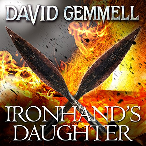 Ironhand's Daughter audiobook cover art