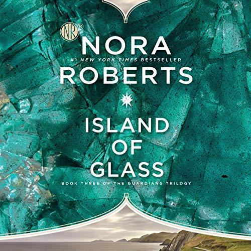 Island of Glass audiobook cover art