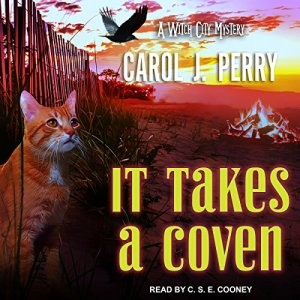 It Takes a Coven audiobook cover art