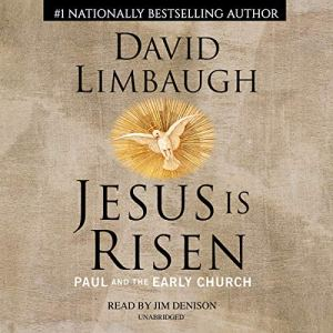 Jesus Is Risen audiobook cover art