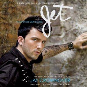 Jet audiobook cover art