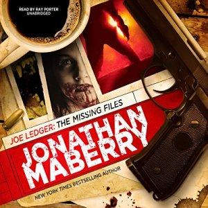 Joe Ledger: The Missing Files audiobook cover art