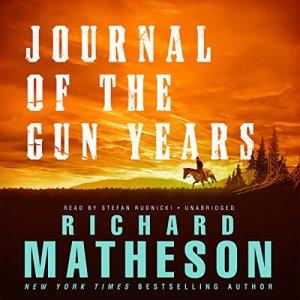 Journal of the Gun Years audiobook cover art