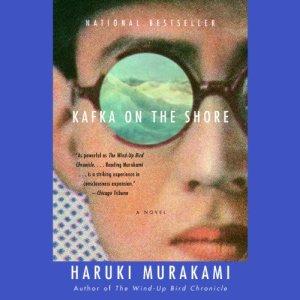 Kafka on the Shore audiobook cover art
