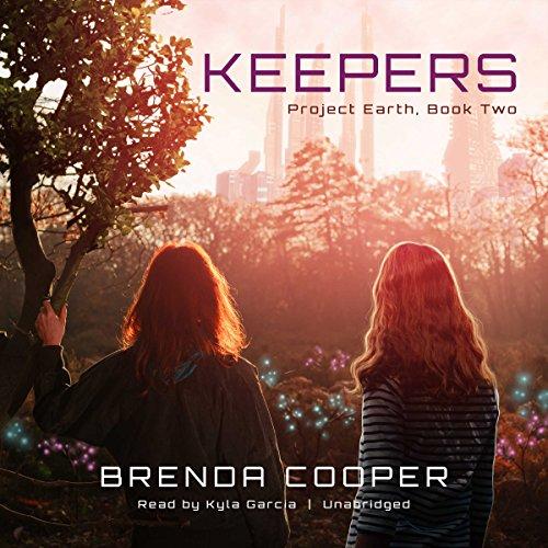 Keepers audiobook cover art