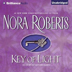 Key of Light audiobook cover art