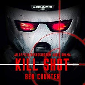 Kill Shot audiobook cover art