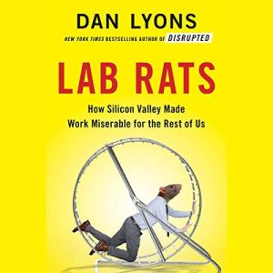 Lab Rats audiobook cover art