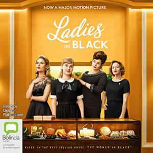 Ladies in Black audiobook cover art