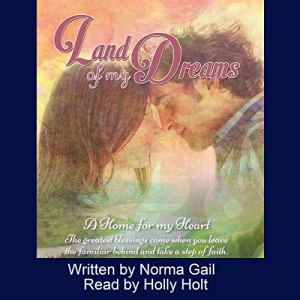 Land of My Dreams audiobook cover art
