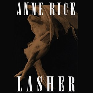 Lasher audiobook cover art