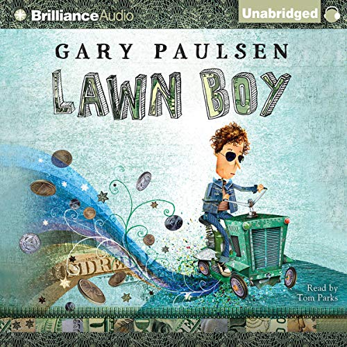 Lawn Boy audiobook cover art