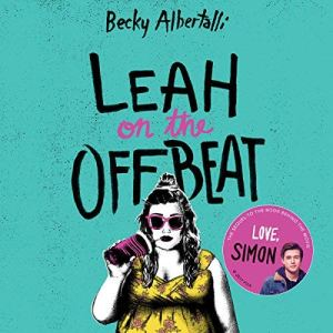 Leah on the Offbeat audiobook cover art