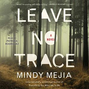 Leave No Trace audiobook cover art