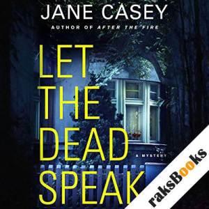 Let the Dead Speak audiobook cover art