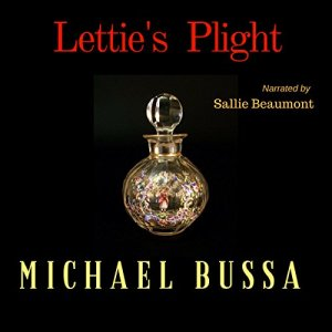 Lettie's Plight audiobook cover art