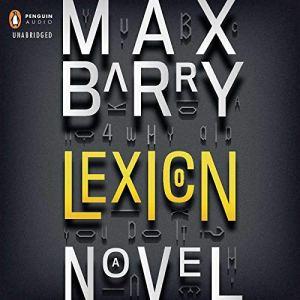 Lexicon audiobook cover art
