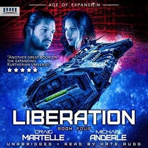 Liberation: Age of Expansion audiobook cover art