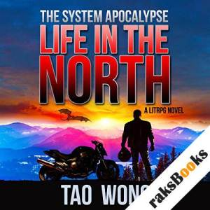 Life in the North: An Apocalyptic LitRPG audiobook cover art