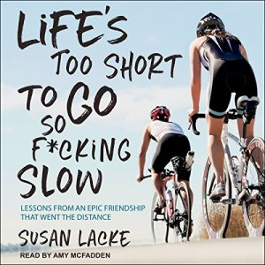 Life's Too Short to Go So F*cking Slow audiobook cover art