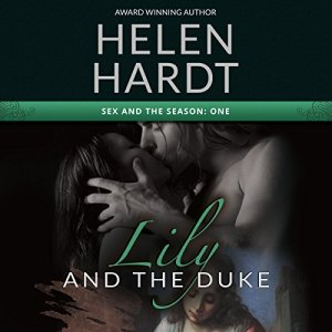 Lily and the Duke audiobook cover art