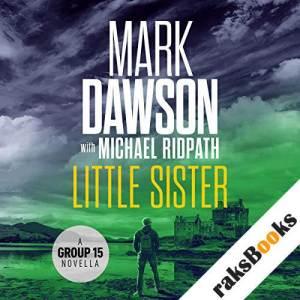 Little Sister audiobook cover art