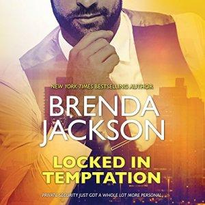 Locked in Temptation audiobook cover art