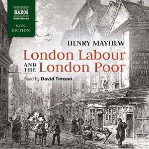 London Labour and the London Poor audiobook cover art