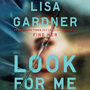 Look for Me audiobook cover art
