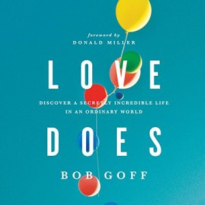 Love Does audiobook cover art